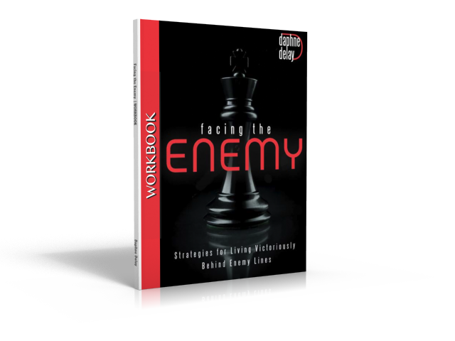Facing the Enemy [Workbook] by Daphne Delay